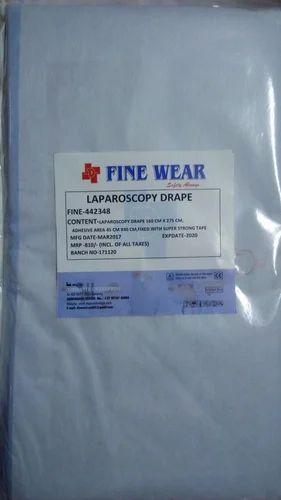 Surgical Laparoscopy Pack for Hospital