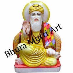 Marble Gurunanak Dev Ji Statue