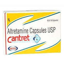 Cantret Altretamine Tablet 50 mg