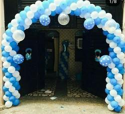 Balloon Gate Decoration Servive