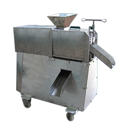Double Screw Juice Expeller