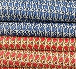 Party Wear Cotton Printed Fabric