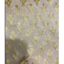 Gold Pigment Printed Fabrics