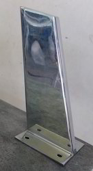 Stainless Steel(SS) Sofa leg- Tapered