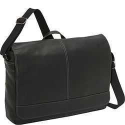 Male Black Laptop Side Bags, Packaging Type: Polly Bag