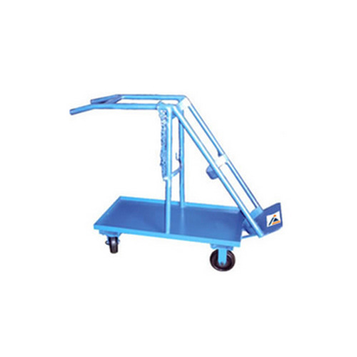 Gas Cylinder Trolleys - Double Gas Cylinder Trolley Manufacturer