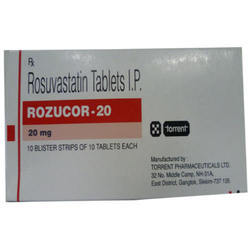 Rozucor 20 Tablets