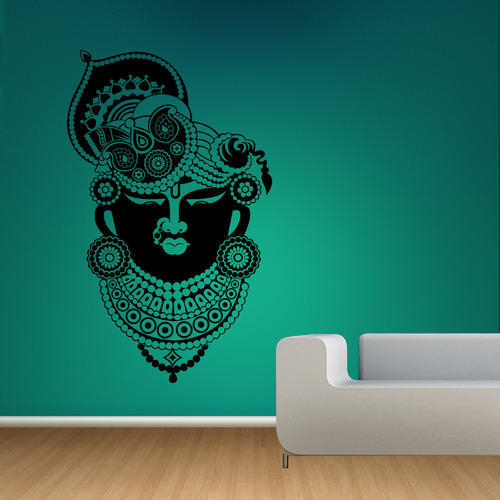 durga wall stickers at rs 499 /1 sticker | दीवार के