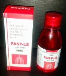 Ambroxol Hcl Guaiphenesin Levosalbutamol