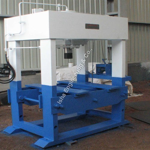HYDRAULIC PRESS - Hydraulic Four Column Press Manufacturer from