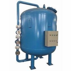 Metal Industrial Water Filters, Capacity: 250 L