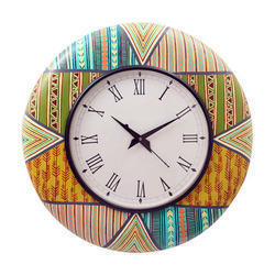 Decorative Round Wall Clock