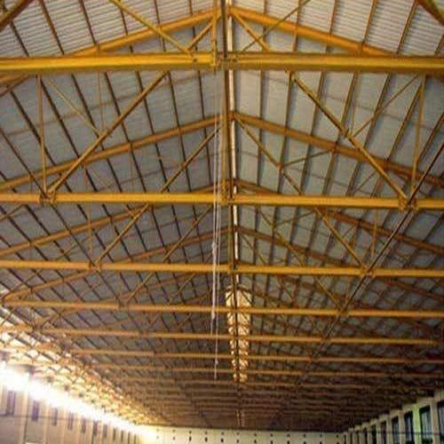 Peb Structures Truss Fabrication Manufacturer From Chennai