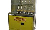 Solvent Purification System Table Top &  Floor Models