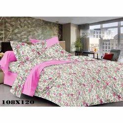 Pigment Print Cotton Bed Sheet