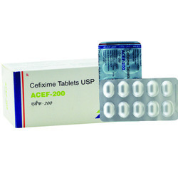 Cefixime 200 mg Tablet