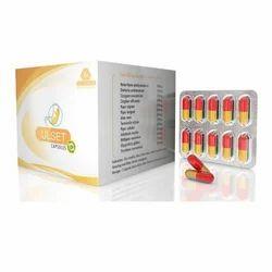 Ayurvedic Stomach Capsules Ulset, Packaging Type: Blister Strip Packing, 1 X 10