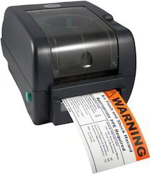 TSC TTP 345 Barcode Label Printer