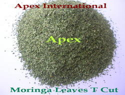 Moringa Leaves T-cut