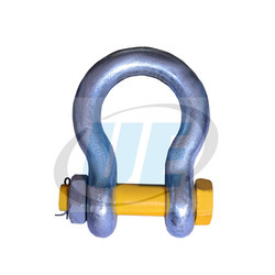 Nut Bolt Type Alloy Steel Bow Shackles