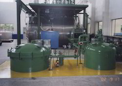 High Capacity Metal Impregnation Plant