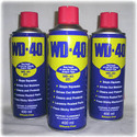 WD 40 Rust Remover