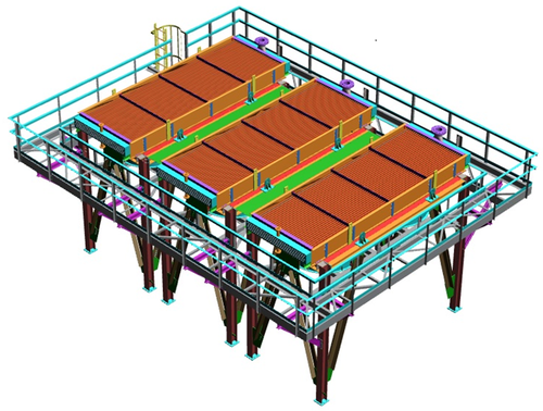 Thermal Design Of Air-Cooled Heat Exchanger in New Sama, Vadodara