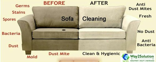 Delightful Product Image. Sofa Dry Cleaning Service