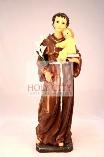 b278e8d1 Saint Anthony Of Padua Statue