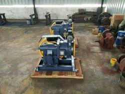 Mild Steel Elevator Traction Machine, 220-418 V