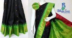 Gadwal Silk Party Wear Saree