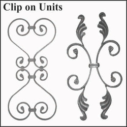 Clip On Units