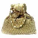 Embroidered Wedding Potli Bag