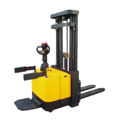 Battery Operated Semi Electric Stacker