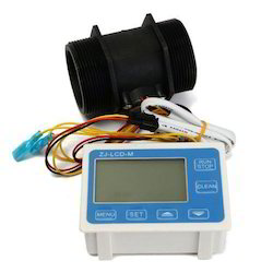 V TECH Digital Display Water Flow Sensor Meter