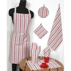 Striped Kitchen Set