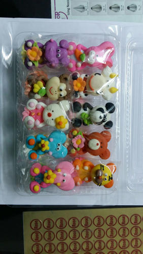 Cake Decorations Sugar Toys Wholesale Trader From Delhi
