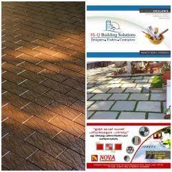 Nova Designer Tiles (interlock)