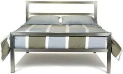 Designer Stainless Steel Beds