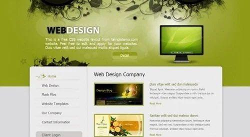 Website Designing Service - Dynamic Website Designing Service ...