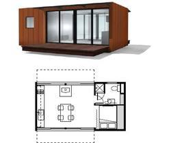 Modular House Container