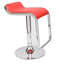 Designer Leather Bar Stool