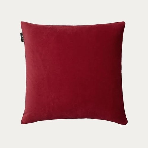 Linen Plain Maroon Cushion Covers Rs 450 Unit Cotton Craft Id
