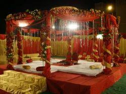 Wedding decoration in lucknow mandap decoration junglespirit Choice Image