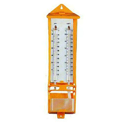 Wet & Dry Lab Thermometer