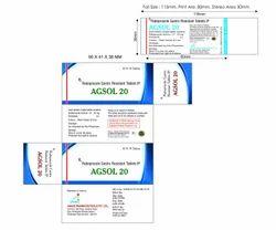 Rabeprazole Gastro Resistant Tablets IP