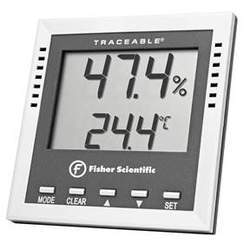 Dew-Point/Wet-Bulb Humidity Thermomter
