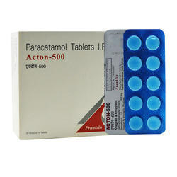Acton - 500 Paracetamol Tablet