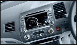Honda Civic Audio System