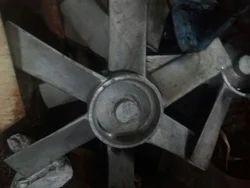 Aluminium Fan Wings